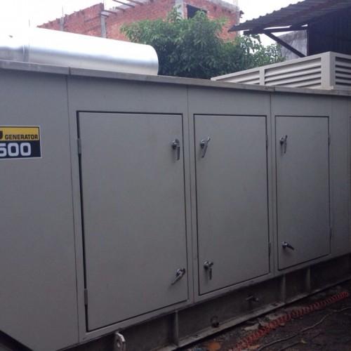 Máy phát điện 500kva