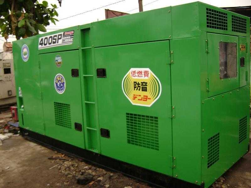 Cho thuê máy phát điện giá cạnh tranh