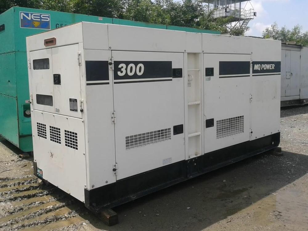 Bán máy phát điện cũ 300kva