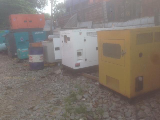 Cho thuê máy phát điện cũ 50kva giá rẻ