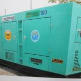 máy phát điện 100kva Denyo