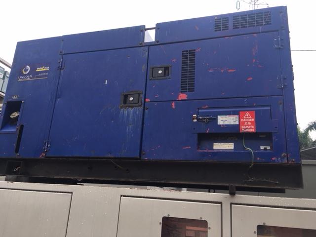 Máy phát điện Nhật 60kva