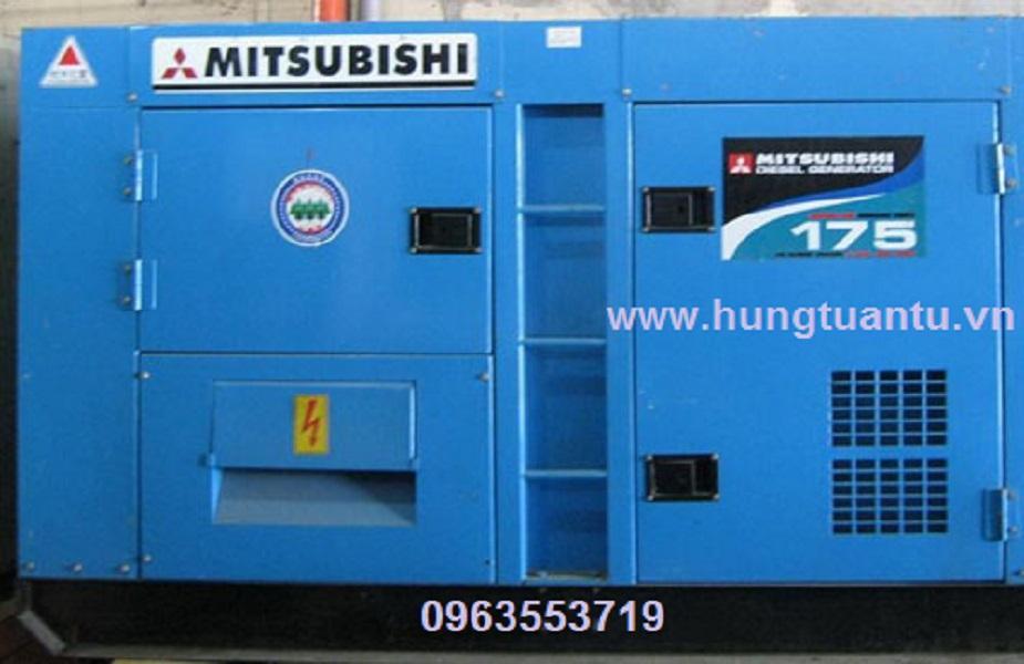 Máy phát điện 100kva Mitsubishi