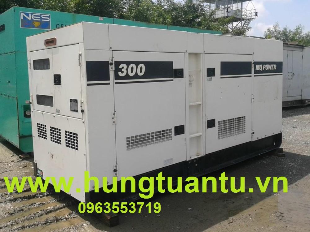 Máy phát điện 300kva Komatsu